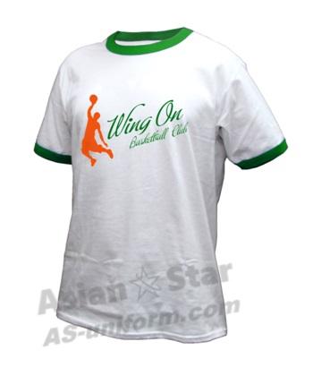 訂T恤 AS103