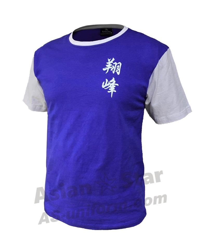 短袖T恤印衫AS110