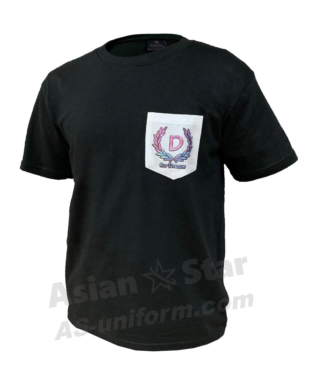 pocket tee 胸袋T恤印製