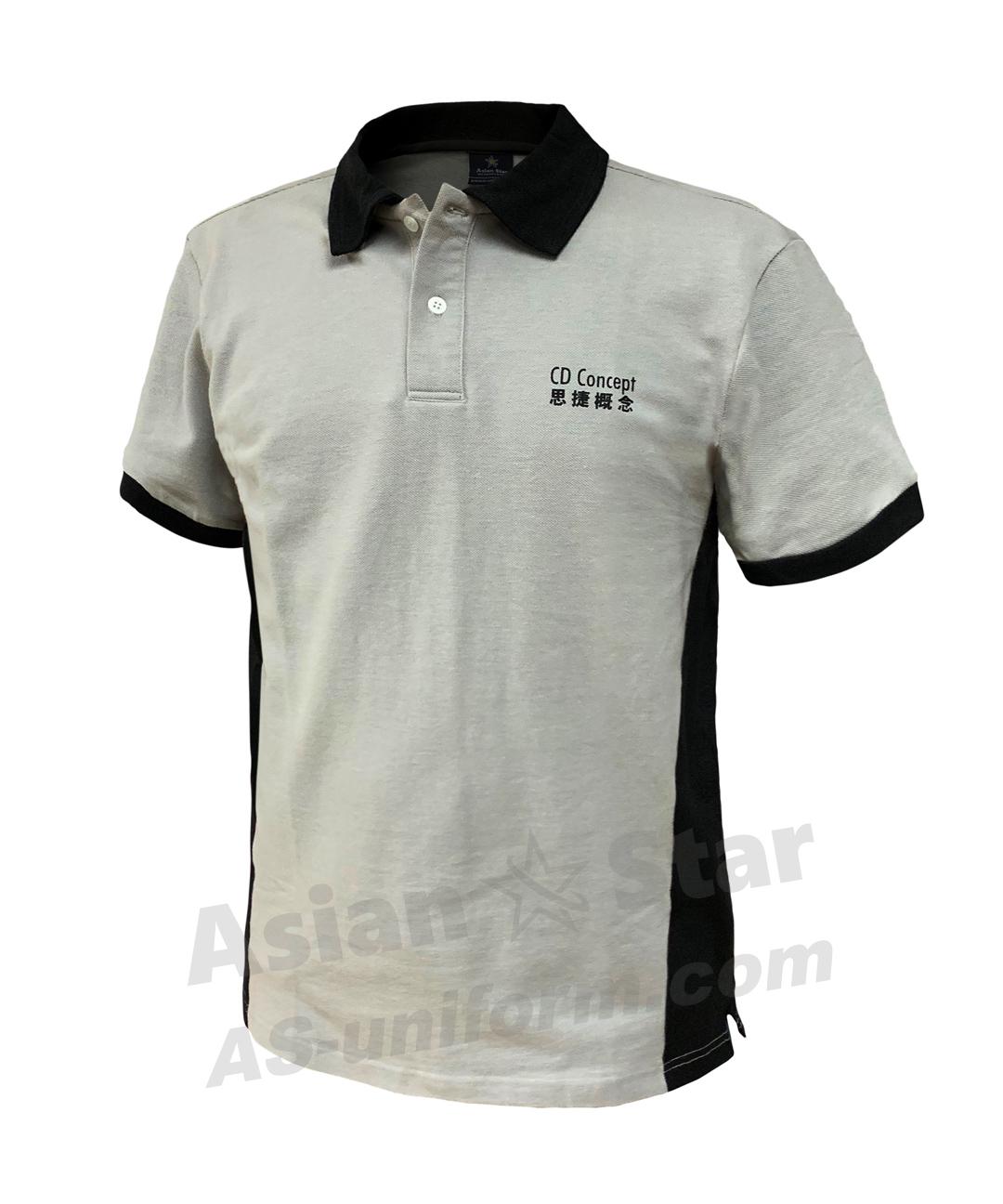 Polo衫訂造AS207