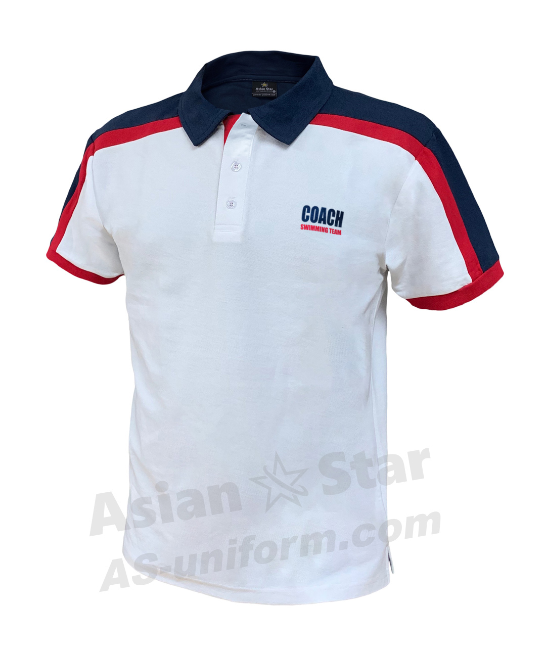 訂造Polo衫AS209