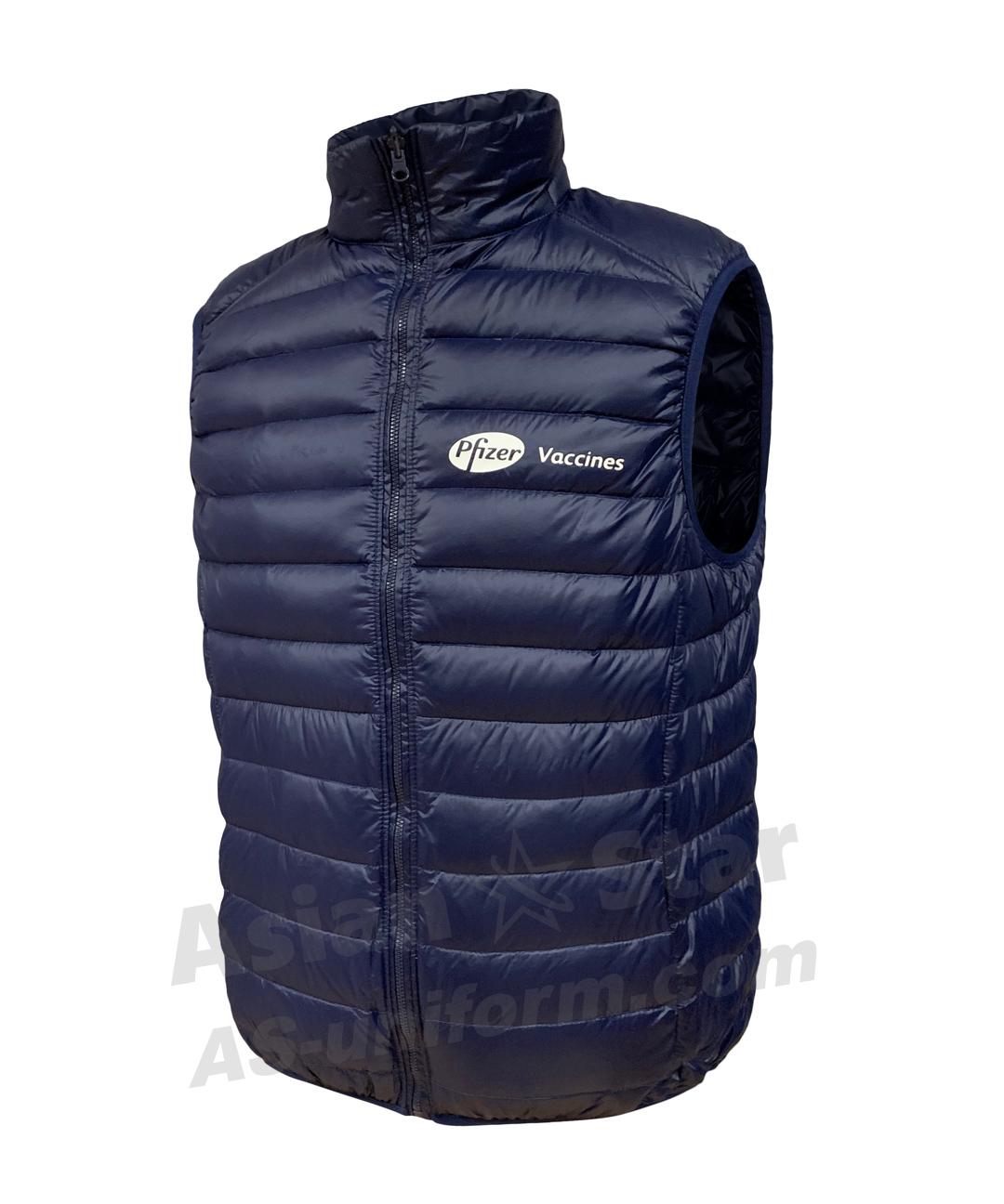 夾棉背心外套訂造AS406
