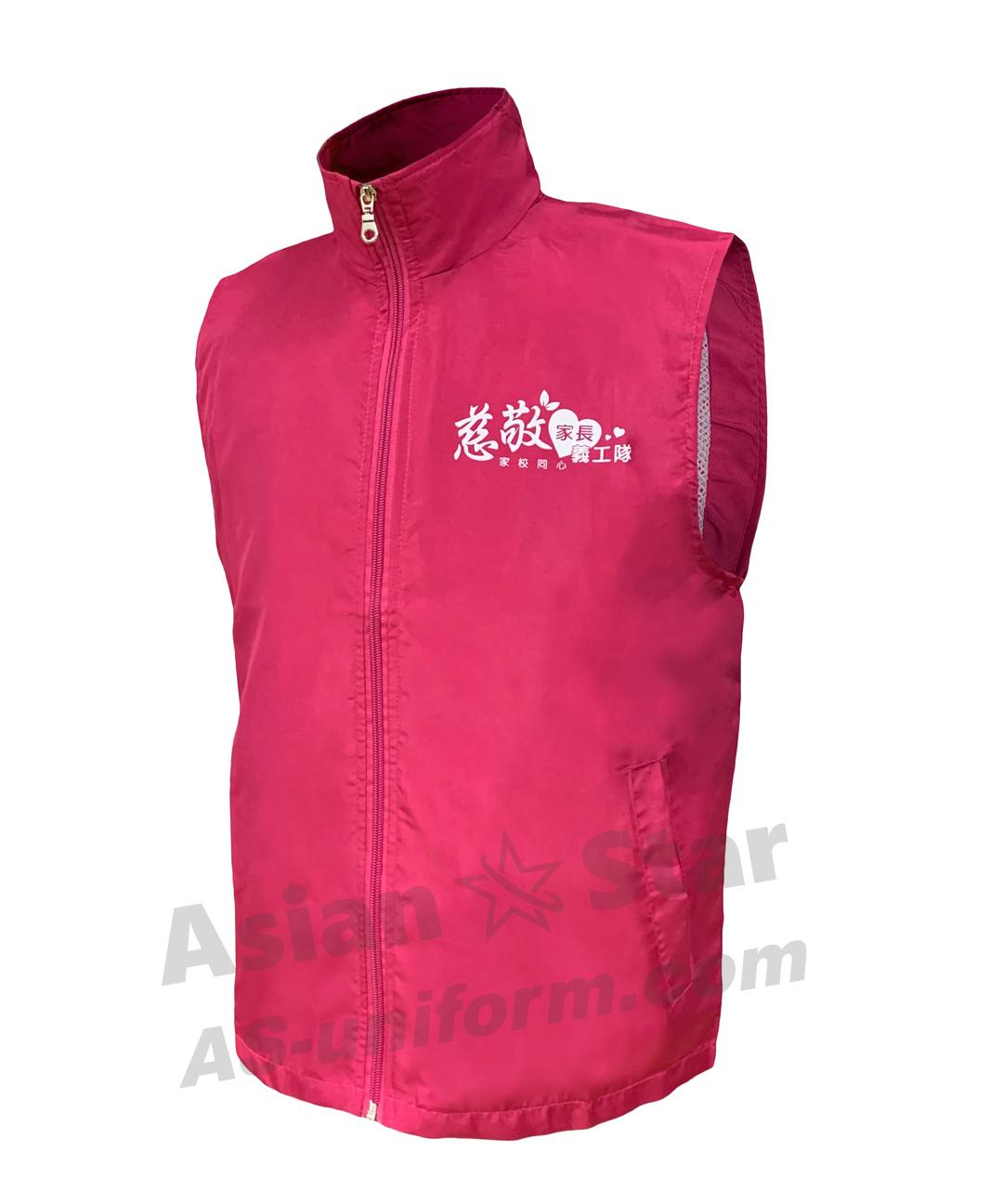 選舉背心外套訂做AS401E