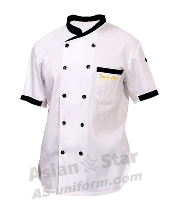 廚師服 工衣 AS801