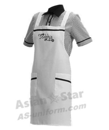餐飲業制服 圍裙 AS802