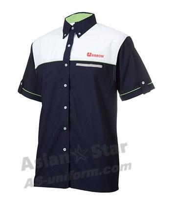 恤衫 制服 工衣 AS806